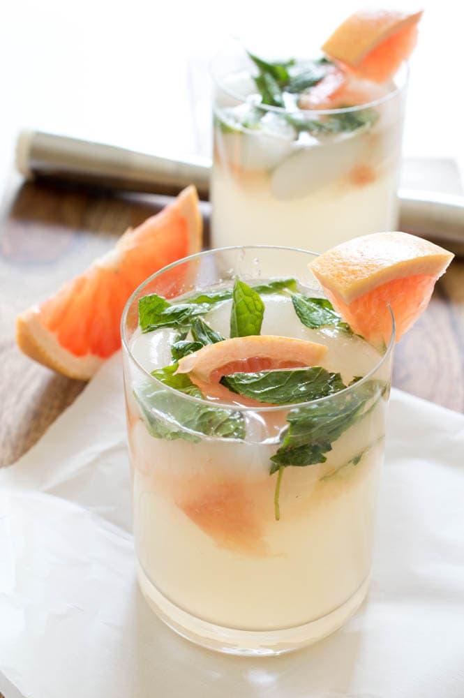 grapefruit mojito recipe