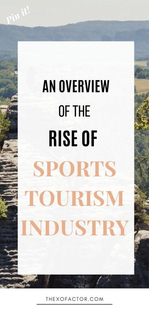 the rise of sports tourism