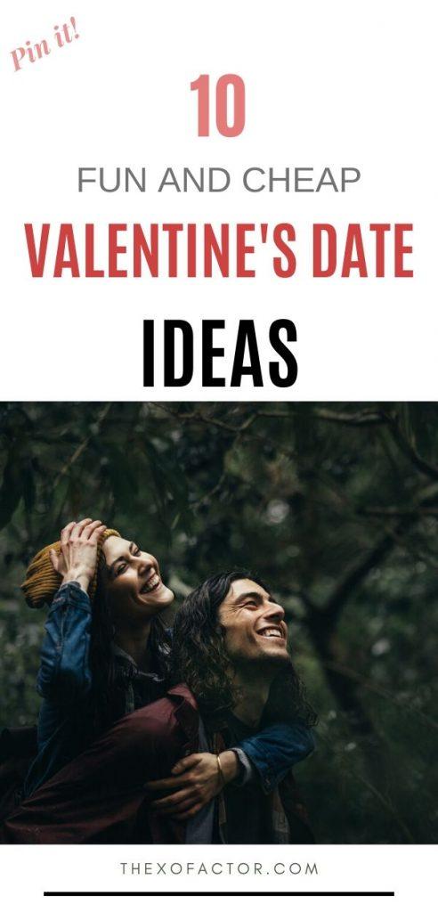 fun valentine's date ideas