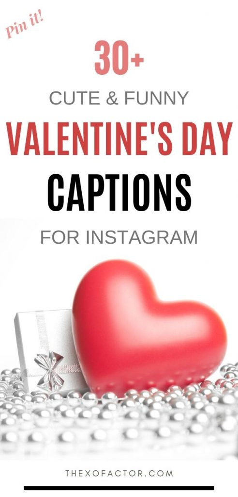 valentine's day captions for instagram