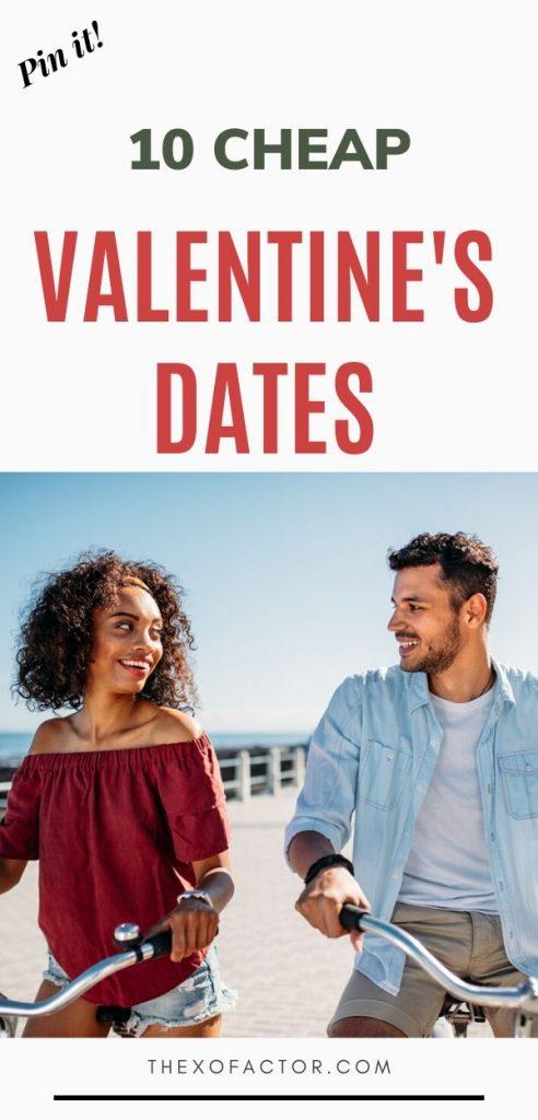 cheap valentine's date ideas
