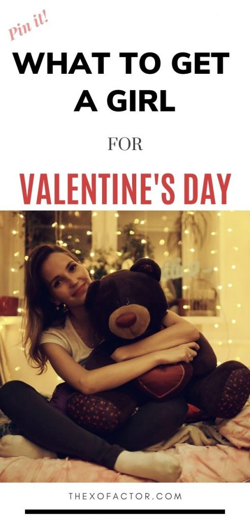 what to get a girl for valentine's day
