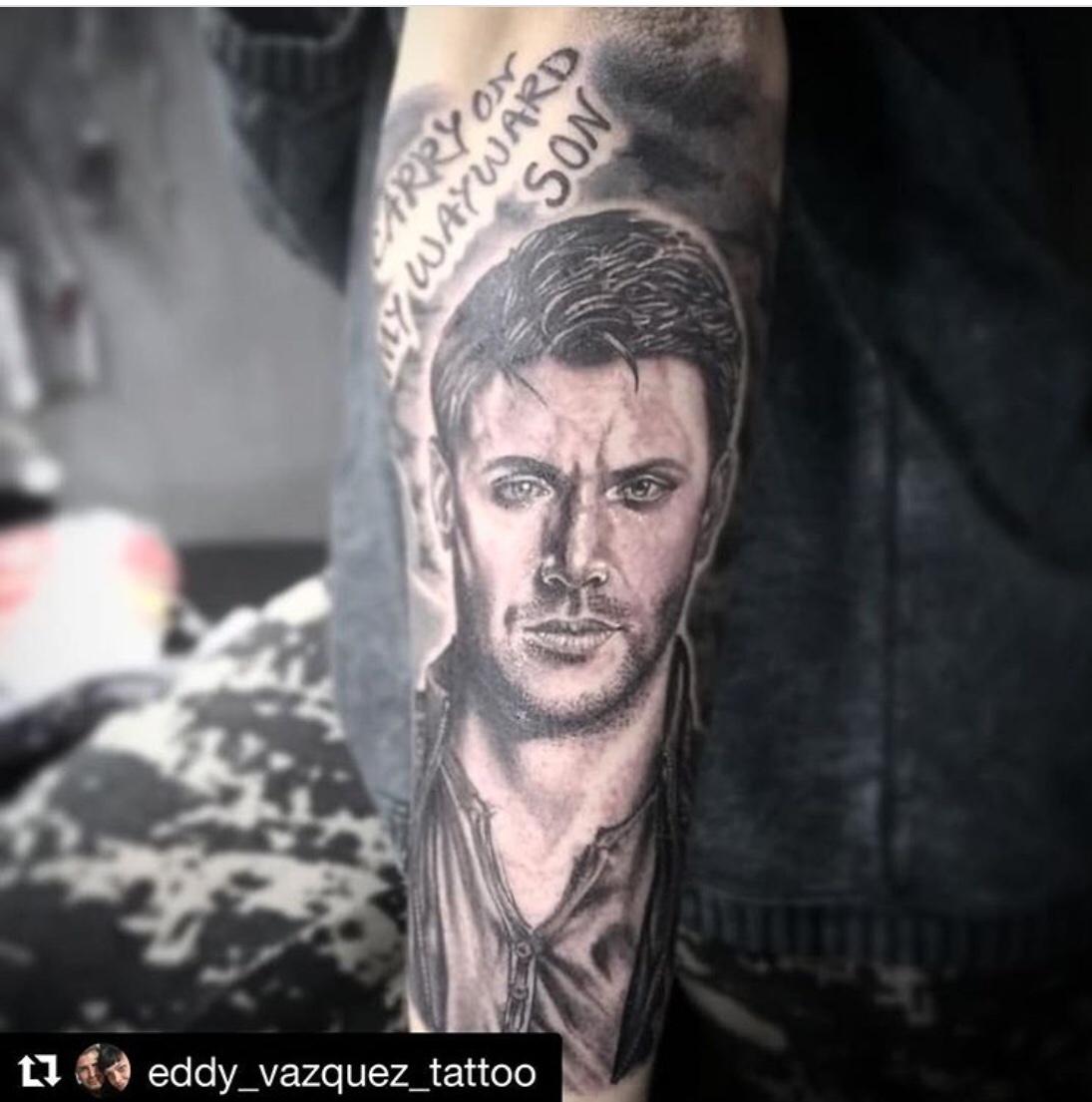 Dean tattoo