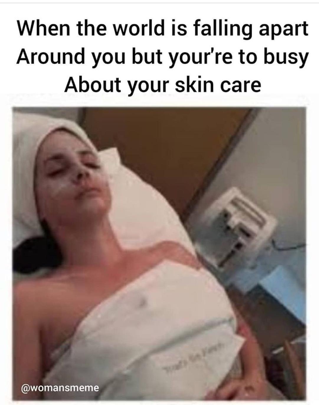 beauty memes