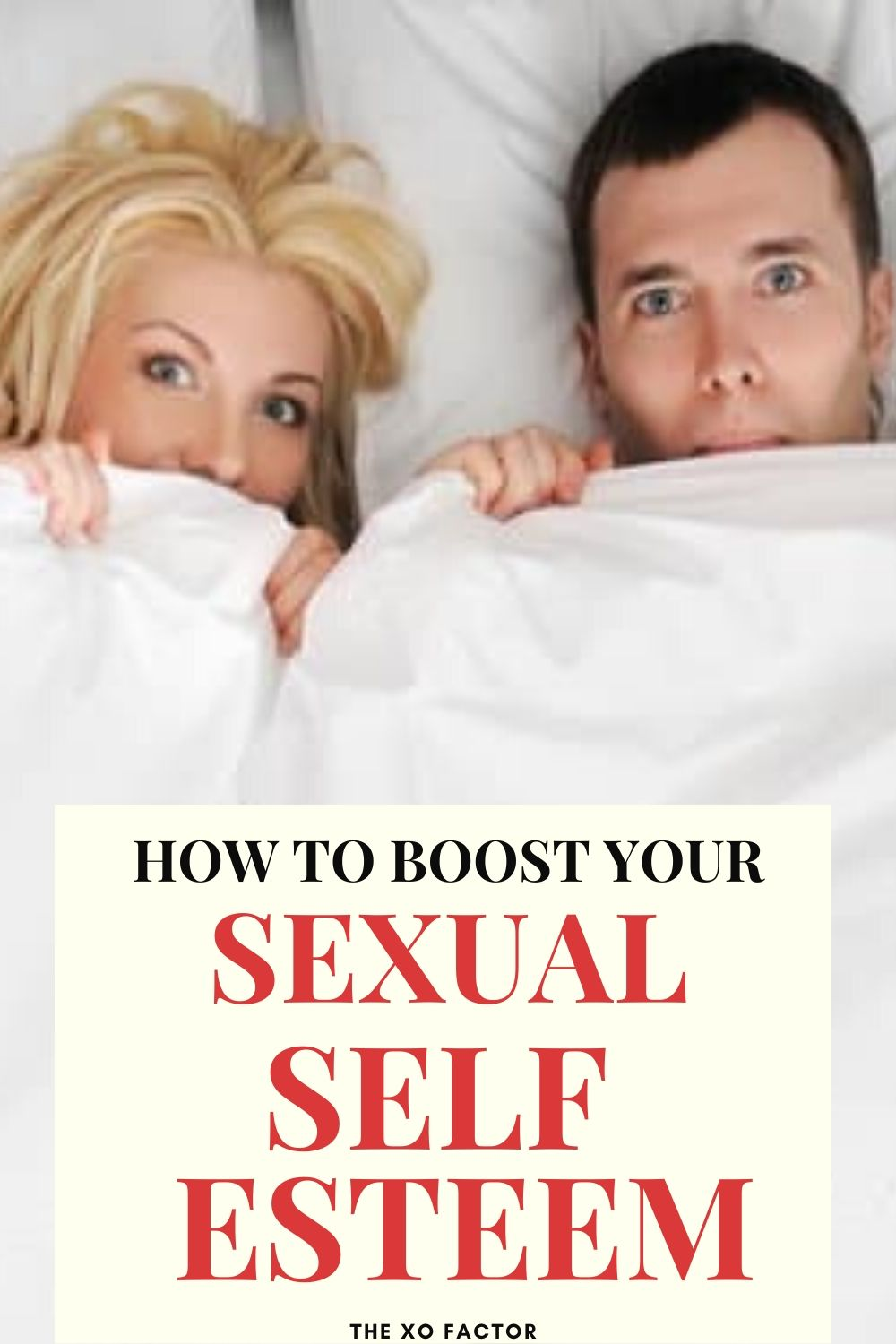 how to boost your sexual self esteem