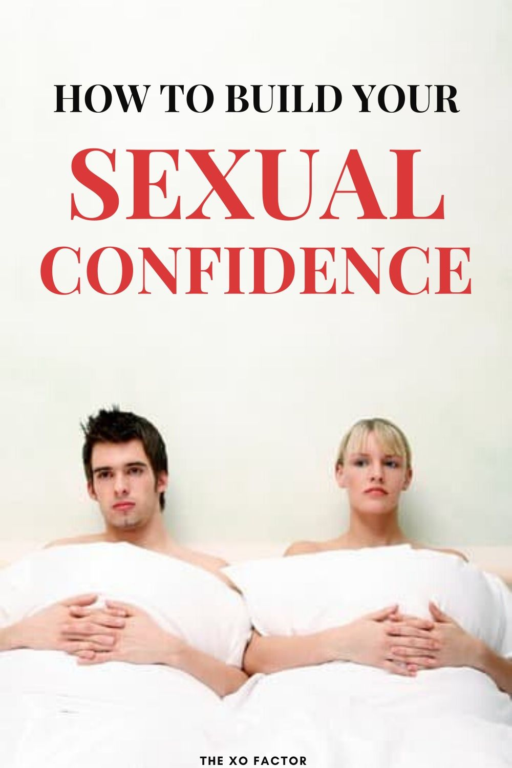 how to build your sexual confidence