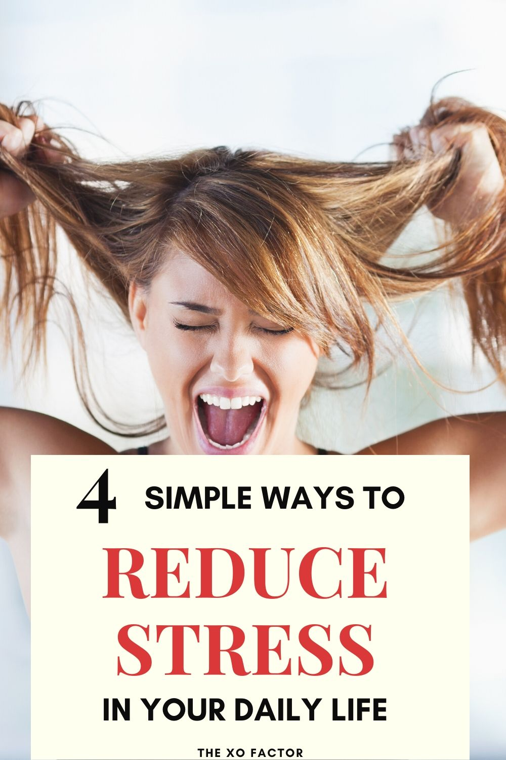 4 simple ways to reduce stress in your life