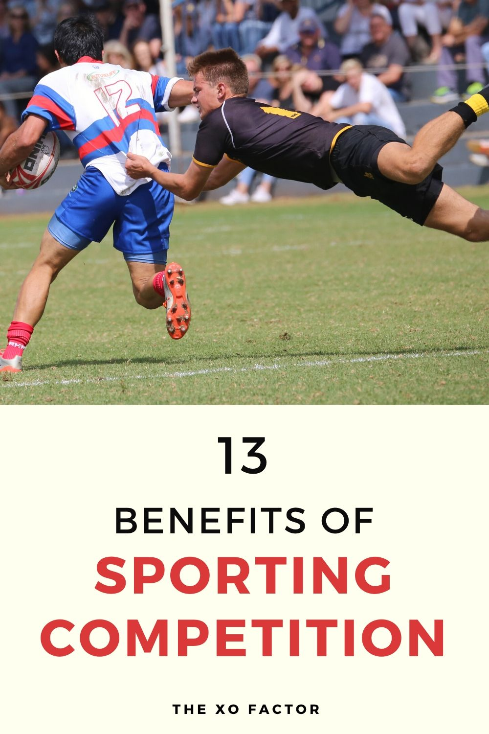 13 benefits of sporting comprtition