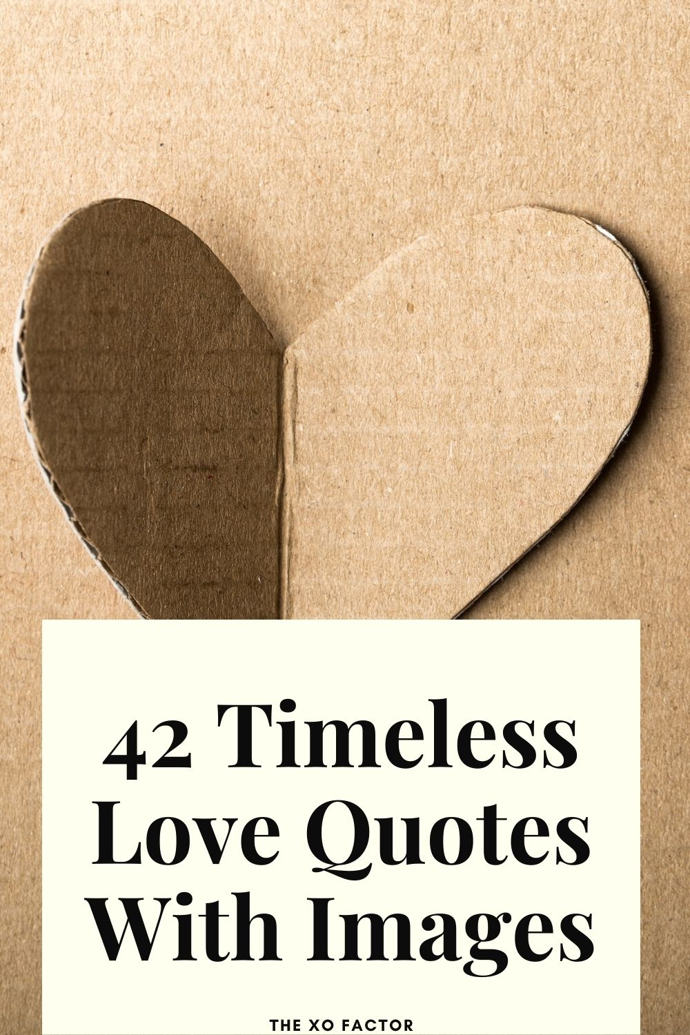 42 Timeless love quotes with images