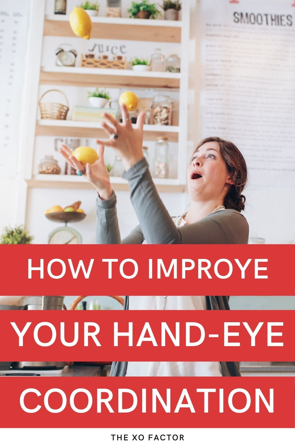 how to improve hand-eye coordination
