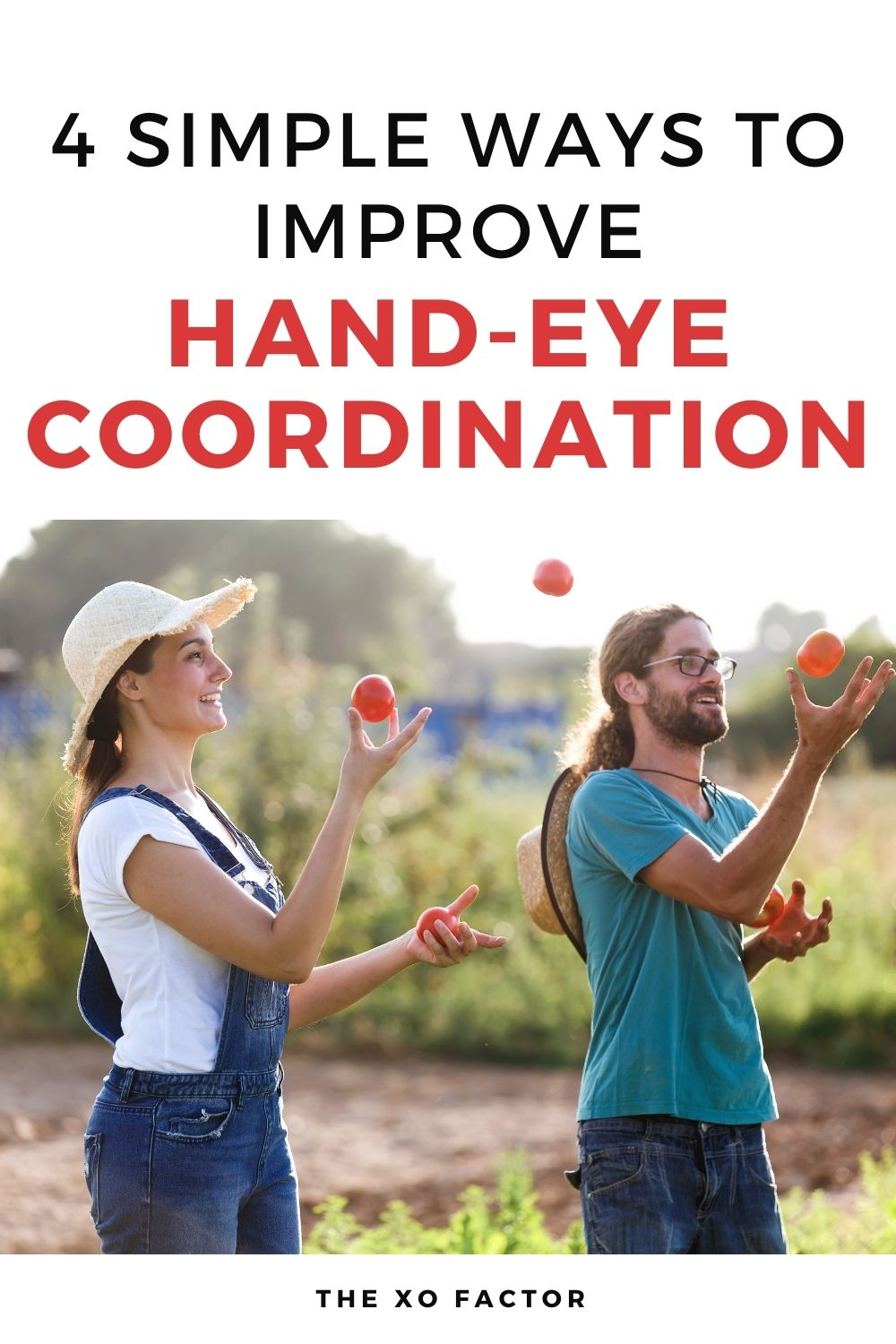 4 simple ways to improve hand-eye coordination