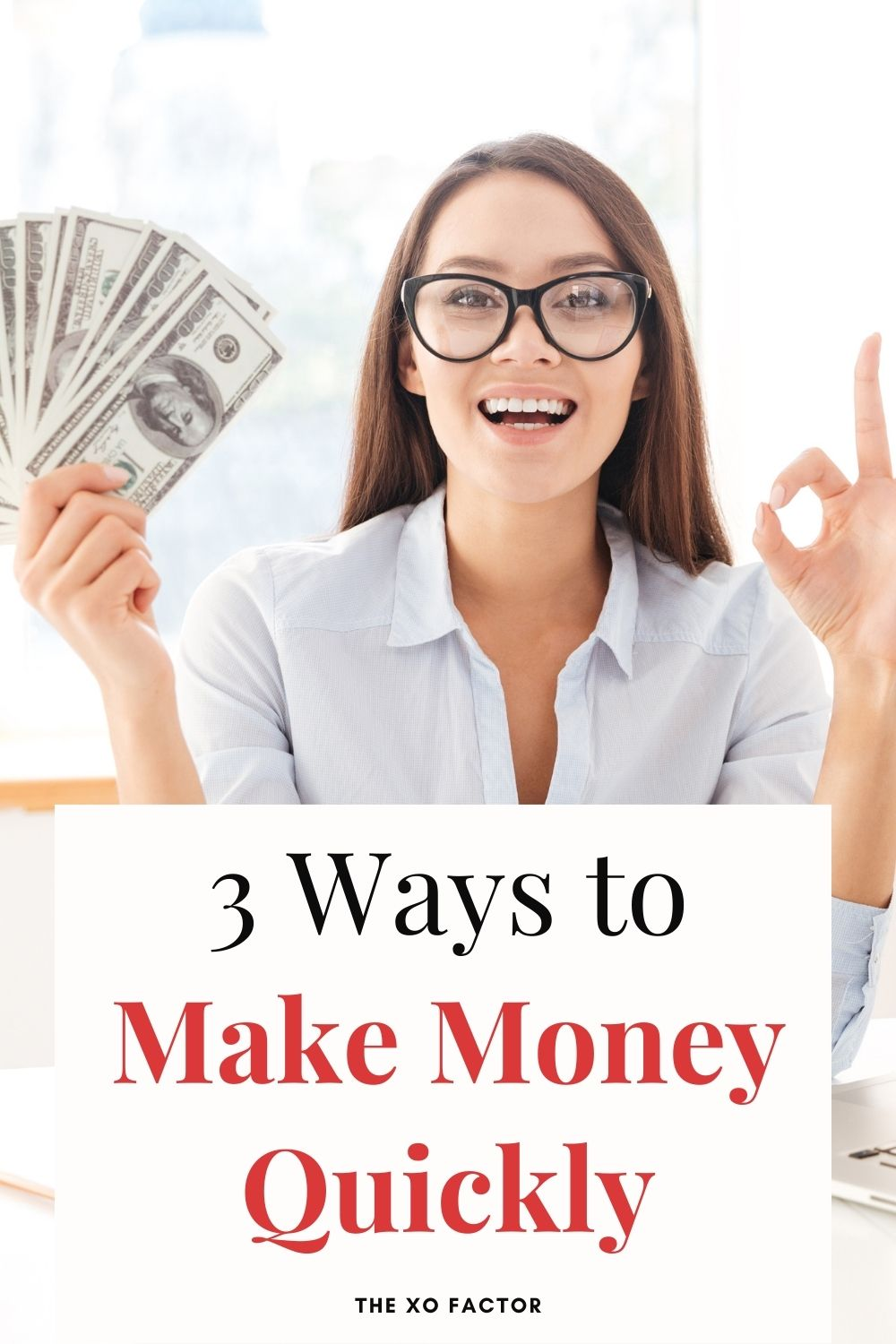 3 ways to make money quickly