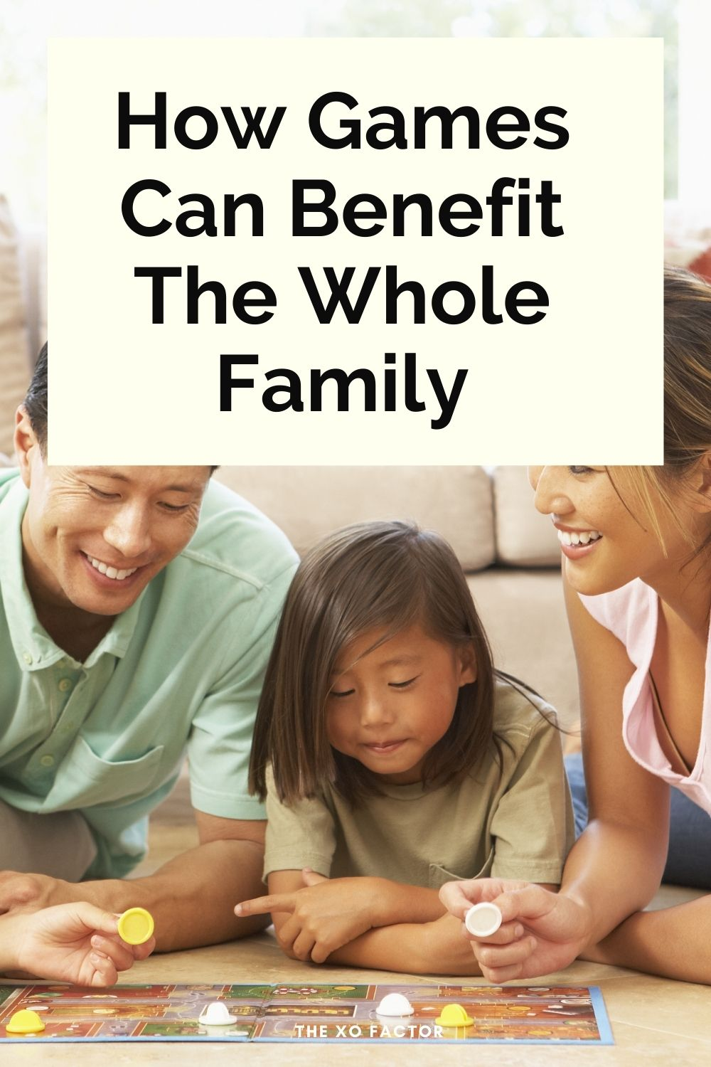 how games can benefit the whole family