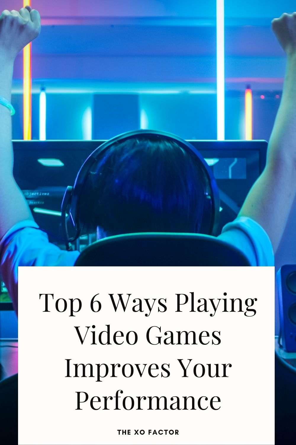 how playing video games can improve your health