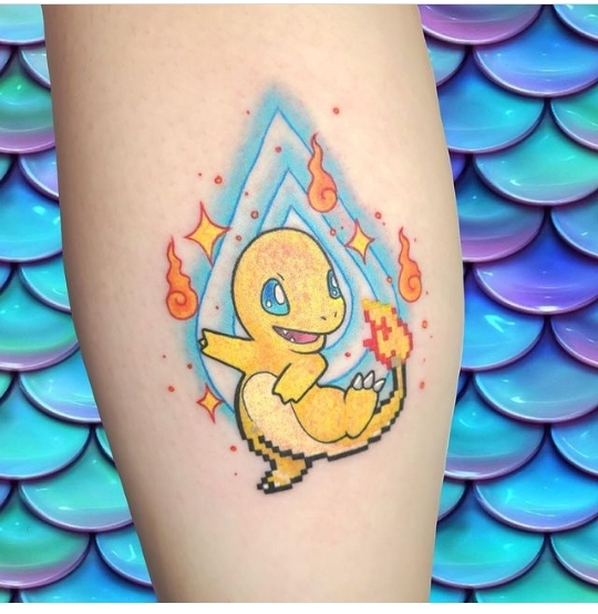 gamer tattoos
