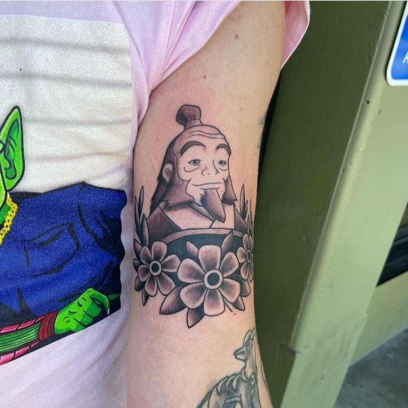 avatar tattoos